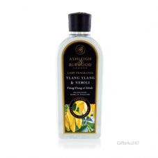 Ashleigh & Burwood YLANG YLANG & NEROLI Scented Fragrance Lamp Oil 500ml Refill Bottle